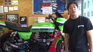 KAWASAKI Z1000R1 ローソンレプリカ!激レア☆ 極上車入荷!山形県酒田市バイク屋 SUZUKI MOTORS