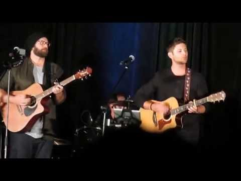 VanCon 2016 Saturday Night Special - Simple Man w/ Jensen Ackles