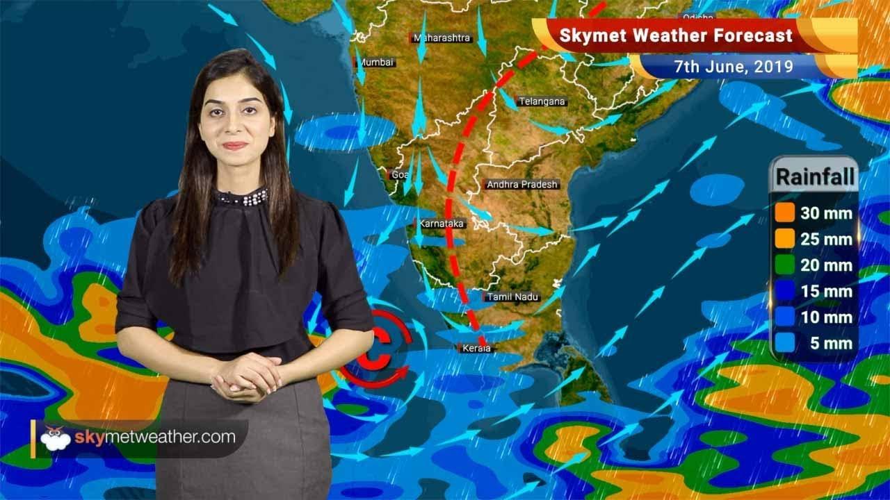 Weather Forecast June 7: Monsoon arrival nears in Kerala, widespread