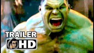 "AVENGERS: INFINITY WAR ""Spider-Man and Hulk"" NEW Trailer (2018) Marvel Superhero Movie HD"