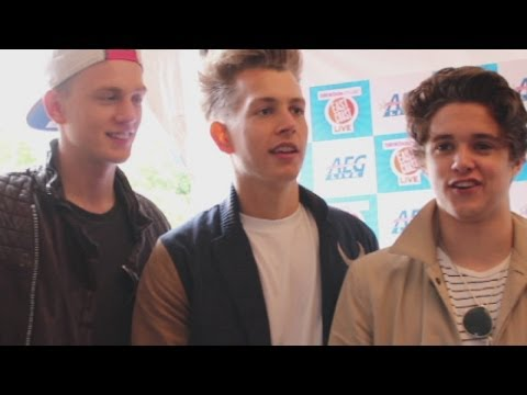 The Vamps talk dating fans, who's single and their arena tour