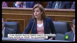 Soraya Saenz Santamaria EN MI PUTA VIDA