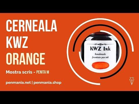 Cerneala KWZ - Orange