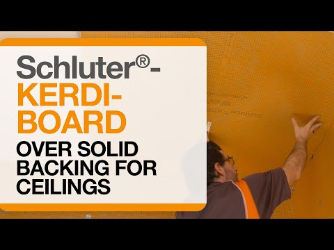 schluter®-kerdi-board-over-solid-backing-for-ceilings