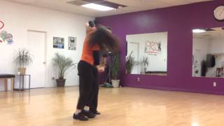 How to dance Zouk, Basic and Intermediate Moves.