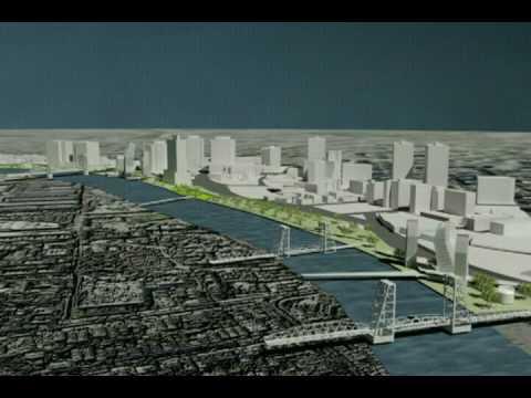 Newark: Reviving the Riverfront