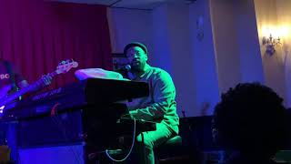 PJ Morton - How Deep Is Your Love LIVE