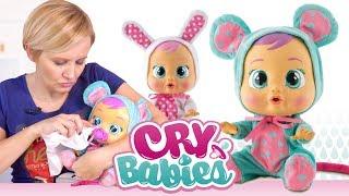 Cry Babies, Lala, płaczący bobas, TM Toys