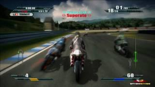 MotoGp 09/10 Videorecensione by Spaziogames - PS3