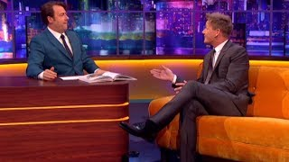 Jonathan Insults Gordon Ramsay About His Home-made Baked Beans - The Jonathan Ross Show