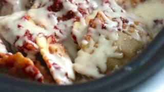 How to make   Crock Pot Ravioli