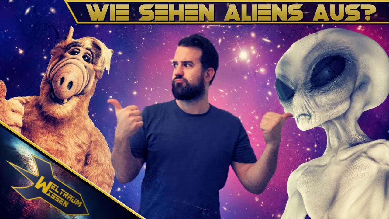 Wie sehen Aliens aus? 👽 - YouTube