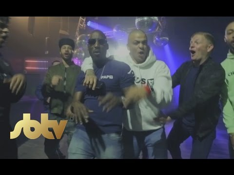Splurgeboys x PAP | Grind Don't Stop RMX (Prod. By Splurgeboys) [Music Video]: #SBTV10