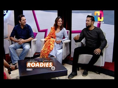 HIMALAYA ROADIES ODYSSEY   LISTEN TO DIRECTOR AND JUDGES    LIVON-THE EVENING SHOW AT SIX