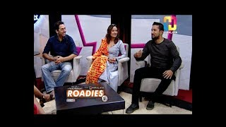 HIMALAYA ROADIES ODYSSEY | LISTEN TO DIRECTOR AND JUDGES  | LIVON-THE EVENING SHOW AT SIX