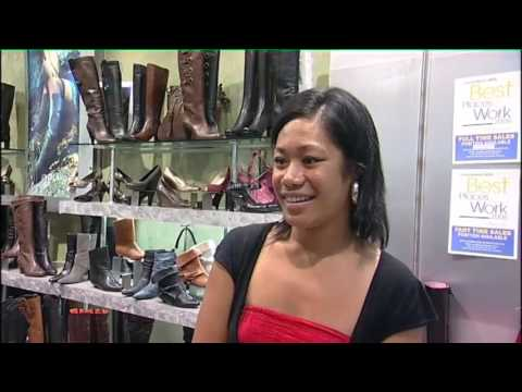 Working in New Zealand  8 - Shoe Retail, Truck Driving, Dairy Farming - JTJS1 EP8