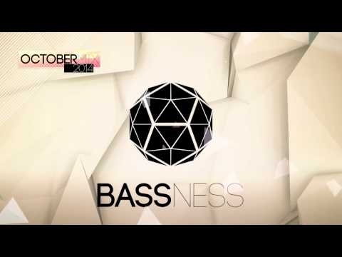 Bassness Monthly mix // October 2014