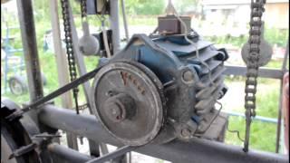Самодельная Ленточная пилорама в деталях и Кран Балка на пульте(, 2014-06-26T23:03:32.000Z)