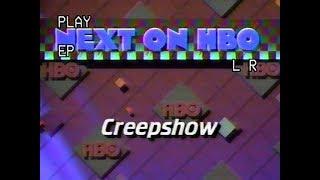 1980s HBO Creepshow Movie Intro