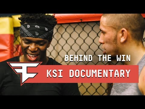 TRAINING KSI - Exclusive Documentary