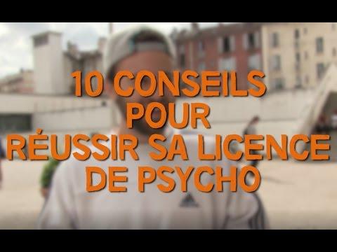 Licence De Psychologie : Dix Conseils Pour La Réussir
