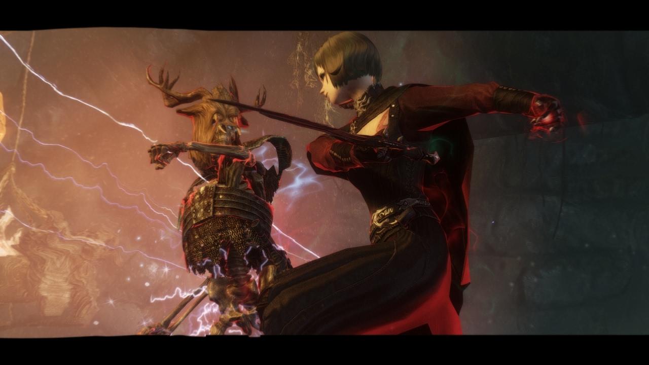 赤鷲の伝説(Rebel's Cairn)   スカイリム 攻略