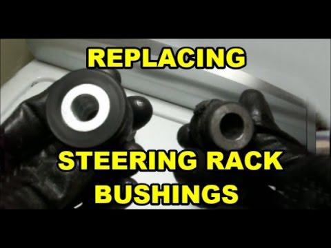 Replacing Steering Rack Bushings 1993 Lexus Sc300 2jz Ge