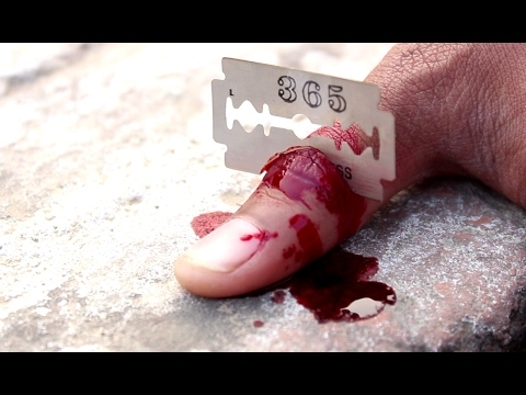 Finger Cut Awesome Magic Trick | Just for Fun