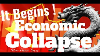Economic Collapse News - It Begins! Chinese Demand Plummets Across Many Sectors