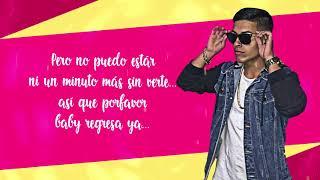 Leo Madrid - LLEGARA (Lyrics Video)