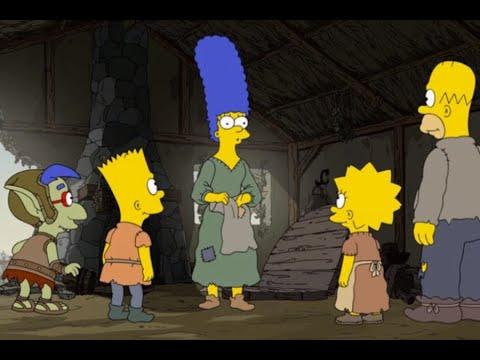 Симпсоны #5 Смешные моменты, приколы HD