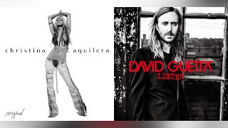 Christina Aguilera vs. David Guetta feat. Nicki Minaj & Afrojack - Fighter vs. Hey Mama (Mashup)