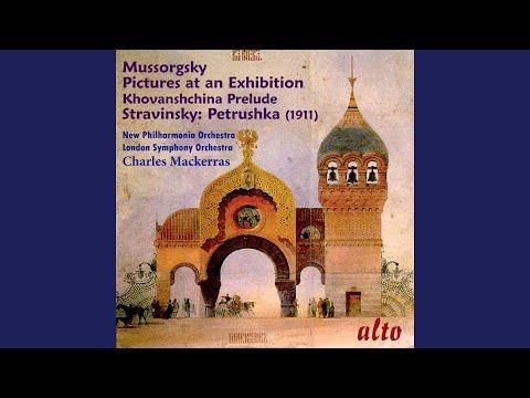 Petrushka: Part I: The Shrovetide Fair - The Crowds