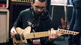 Laso + Caracik Guitars - Fuchsia Playthrough - Music Show Experience 2019