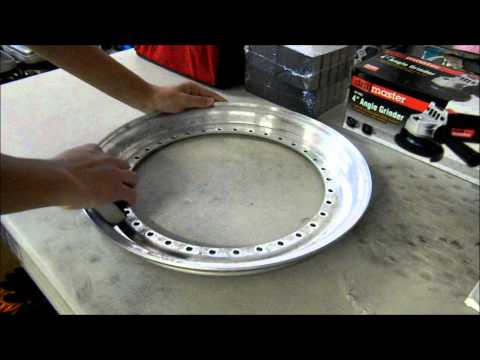 Polissage bbs doovi for Polir aluminium miroir