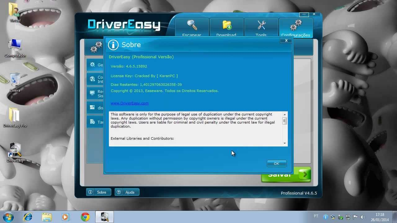 Driver Easy 4.6.6 + crack serial - YouTube