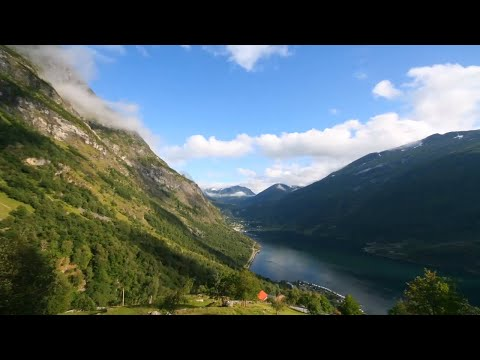 P&O IONA Announces She Will be Travelling to the Norwegian Fjords!!! | Iglu Cruise