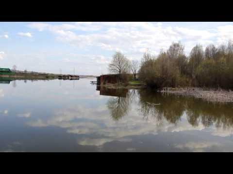 Поездка по Нытве на рыбалку 180517