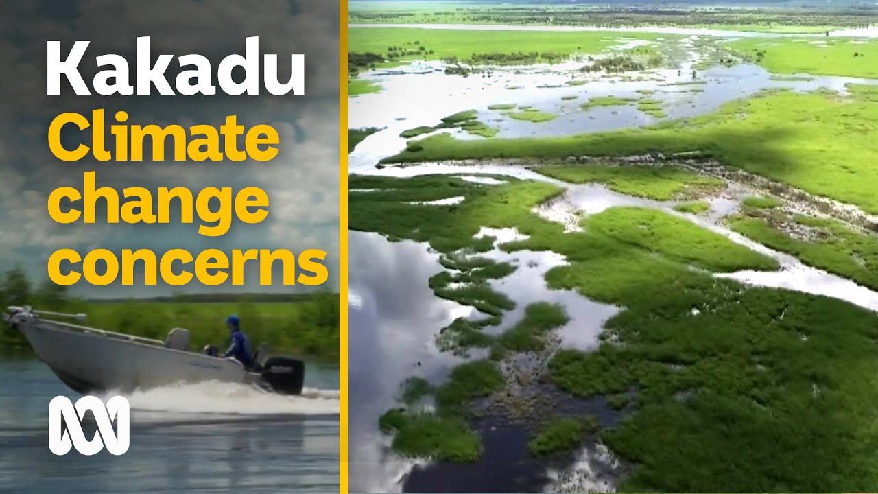 Kakadu Climate Change Concerns