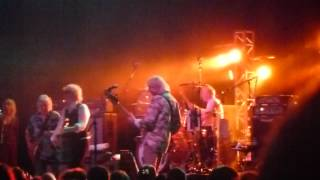 Mott The Hoople - All The Young Dudes - Glasgow, 13th November 2013