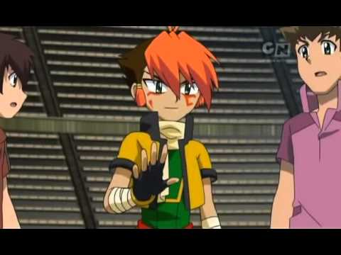 Beyblade Metal Masters Episode 69 The Scorching Hot Lion