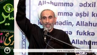 Hacı Əhliman 3-cü Qədr gecəsi moizəssi 09072015