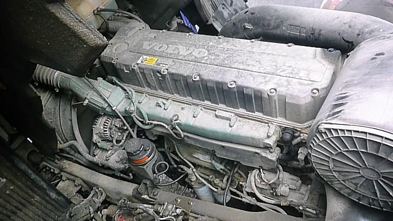 вольво фш 12 номер двигателя