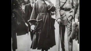 Трезвая, практичная #элегантность 1914-1919 . Суфражистки.