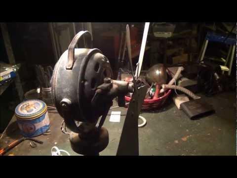 Vintage Electric Fan Restoration You