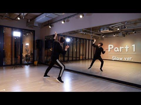 Dance Tutorial. Wanna One(워너원) - Energetic(에너제틱) L (Slow, Mirror) By. TWO O'CLOCK