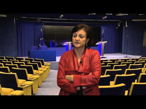 Cristina Gallach, Spokesperson at Council of the European Union -- Citoyen Project (English)