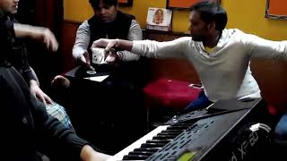 Tabu Khan , Ali Haider Tipu in INDIA with MASTER SALEEM & Akaa , Meetu