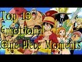 Top 10 Emotional One Piece Moments ☠