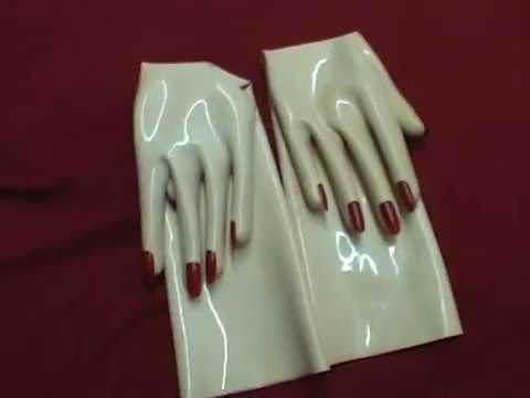 Testing Of The Latex Doll Gloves
